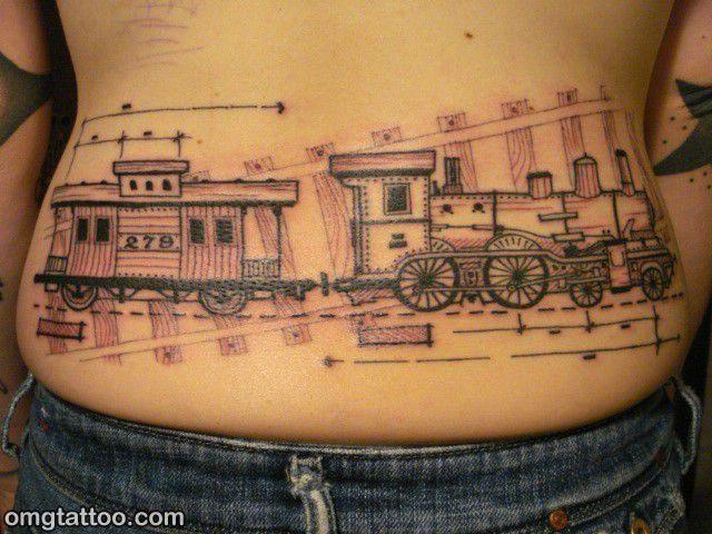 tattoo train good